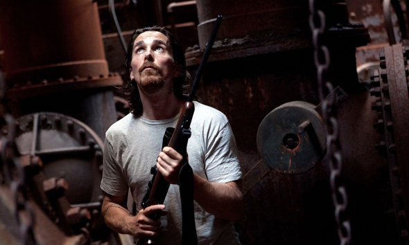 Christian Bale turns in a 'terrific' performance as the haunted Russell Baze in Scott Cooper's Out o